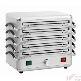 Chauffe plaques aluminium pour plats chauds