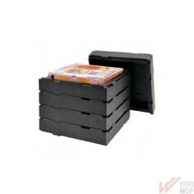 Caisson isotherme spécial boîtes à pizzas chaudes