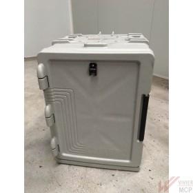 Conteneur isotherme UPCS400 d'exposition