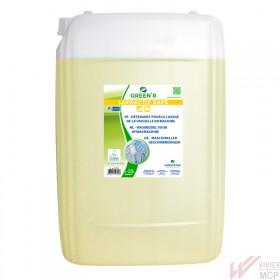 Détergent lave vaisselle écologique - Green'r Lufractif Safe - 20l