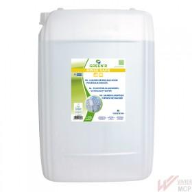 Liquide de rinçage vaisselle écologique - Green'r Rinse Safe - 20l