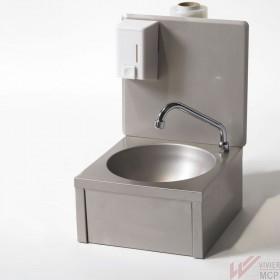 Lave mains inox professionnel