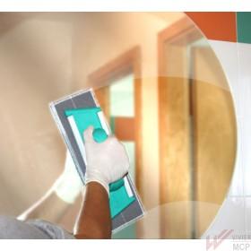 Kit de nettoyage miroir, verre, acier inoxydable