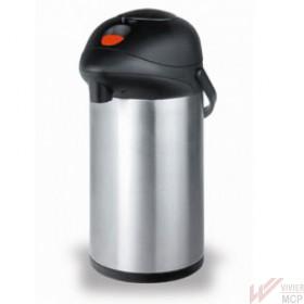 Pichet thermos isotherme pour boisson chaude ou froide