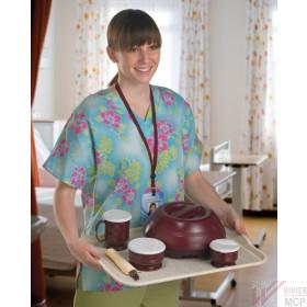 Vaisselle isotherme pour plateau de distribution de repas