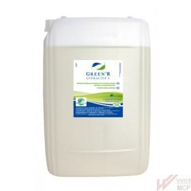 Détergent lave vaisselle écologique - Green'R Lufractif S - 20l